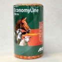 Fil economy line jaune / orange 0.16mm 250m