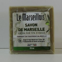 Savon Marseille cube extra pur huile d'olive 600gr