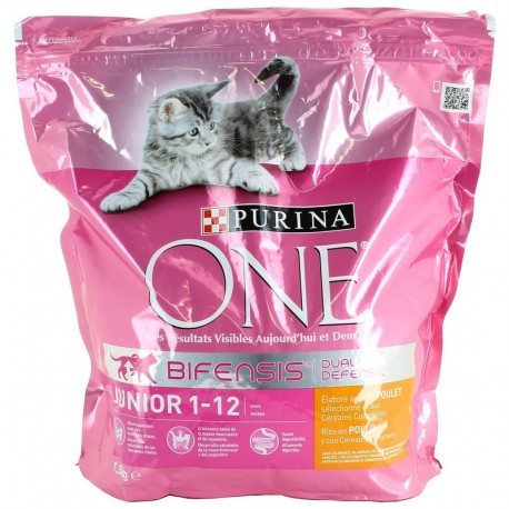 Purina One DEFENSIS JUINIOR poulet