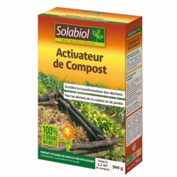 Activateur de compost 900 g SOLABIOL